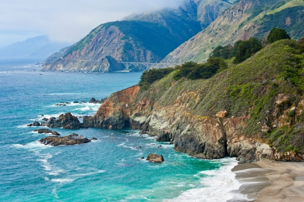 (Big Sur) USA